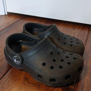 Crocs kids classic clog SZ 7